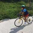ロードバイクの練習