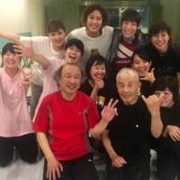初公開!!!すご~~いことになりつつある初心者クラス!?のジュース大会☆