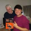 遂に世界のトビー・ラッセルと龍熱が東京で感激の対面!!