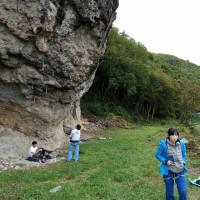 会津田島の岩場の紹介 2017/10/21