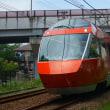 2018年6月24日 小田急 柿生 GSE 70051F はこね17号