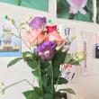 朧豆腐とスイカとお花と