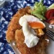 スイスのハッシュブラウン ロスティの朝食