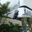 「東京ミッドタウン日比谷」のゴジラ