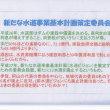 細川ゆう子さんのお話し「伊賀市水道計画の失敗~」  レジメ  13~16 /23