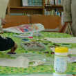 3月4日(土)放課後子ども教室「お楽しみ会」-図書ボランティアのようす