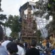 バリの風景 火葬・ガベン