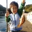 沖家室の休日in釣り
