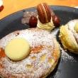 ホテルニューオータニ特製マロンパンケーキ