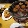 焼き肉は七輪炭火焼きが美味しいですね。