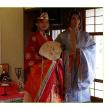 近江商人発祥の地を訪ねて その3 人間雛の撮影会