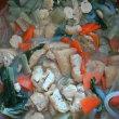 隠る日にぴったりの煮菜作り