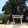 大年神社の夫婦杉には天狗が住んでいる!・・と