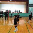 第9回山北高校小中学生バレーボール練習会報告