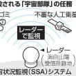 <電磁波犯罪に新展開はあるか?>防衛省が「宇宙部隊」新設へ 宇宙ゴミや不審衛星を監視&高出力レーザー兵器開発へ