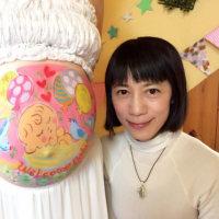 合同作品展の出展作家 高尾典子さん