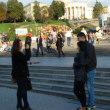 ウクライナ再訪;独立から22年。すっかり欧州の雰囲気だが・・・