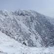 2018年山初め 雪のくじゅう中岳