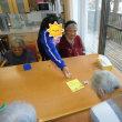 東中学校の生徒さんが福祉職場体験♬
