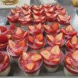 今日のケーキ・・・苺のパニエ