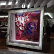 原麻奈美さんの作品を見てきました。