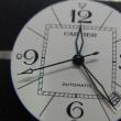 カルティエパシャ自動巻き時計を修理です