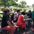 「春のばら園まつり(前橋市)」で世界遺産伝道活動   6月3日(日)