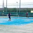 テニス。。。