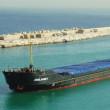 トルコ貨物船が全速力で座礁  ギリシャ