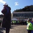 ひさい榊原温泉マラソンなど来賓参加