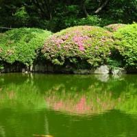 「日本庭園」/東京都庭園美術館