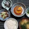 和定食「ぶり大根」・・・炊屋食堂の晩ごはん定食、