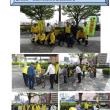 松原市で自転車安全指導街頭キャンペーンを開催!