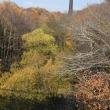 続き■ 塔を下から組む―北海道百年記念塔に関するドローイング展 2018年11月10日は5カ所(4)