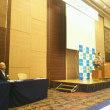 長野県立大学開学式に出席