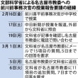 <前川氏授業>市教委への質問、添削も 自民文科部会の幹部