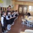 年中組☆小学校交流(昔遊び)