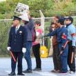 平和を求める退役軍人の会(VFP)の人達が来た。