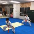 ジュニアAクラス 10/17(火) 移動稽古中心