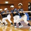 綱引き大会&野球教室