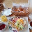 葉山の旅 朝食