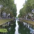 '18 ツール・ド・フランスの旅 デュッセルドルフ~ニッコーホテルから旧市街、ライン河畔でビール(ハイネ、シューマン)