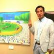 高槻市美術展覧会に初入選しました。(TT)