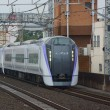 2017年10月15日 阿佐ケ谷 E353系 S102+S202編成 試運転