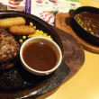 倍バーグステーキ&タンシチュー