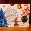 No.4090 TULLY'S CARD 2017冬