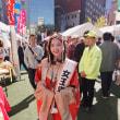 筑後川のめぐみフェスティバル 第36代卑弥呼・水城優季 2018・10・28