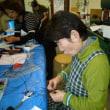 11月22日(火)つる編みの会が開かれました!(^^)!