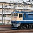 EF652066国鉄色で登場!