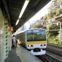 ニュー・新宿区おでかけ─JR千駄ケ谷駅にて(H30.10)(最終回)